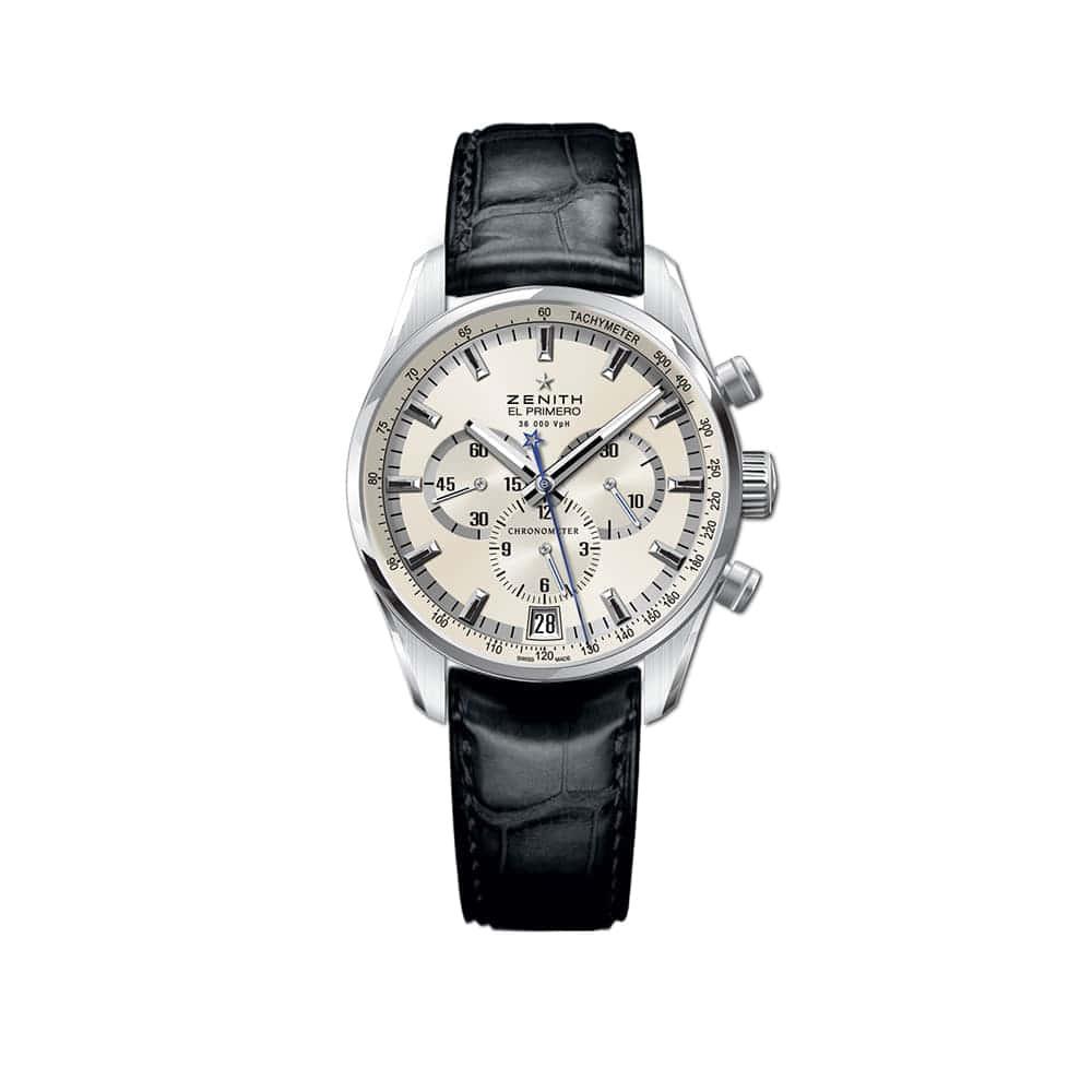 Часы El Primero 36.000 VpH Zenith 03.2040.400/01.C