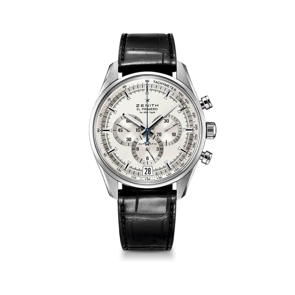 Часы El Primero 36.000 VpH Zenith 03.2040.400/04.C