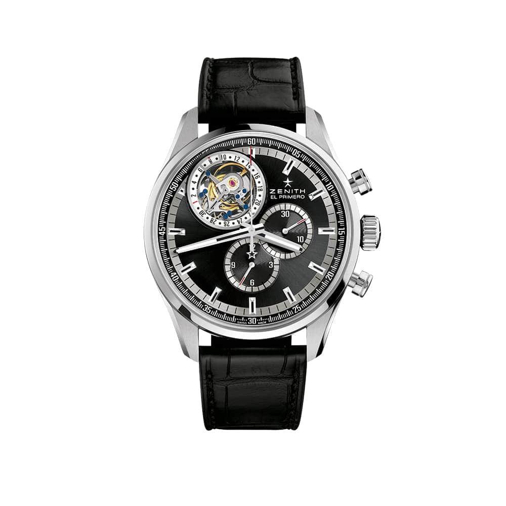Часы Tourbillon Chronograph Zenith 03.2050.4035/21.C