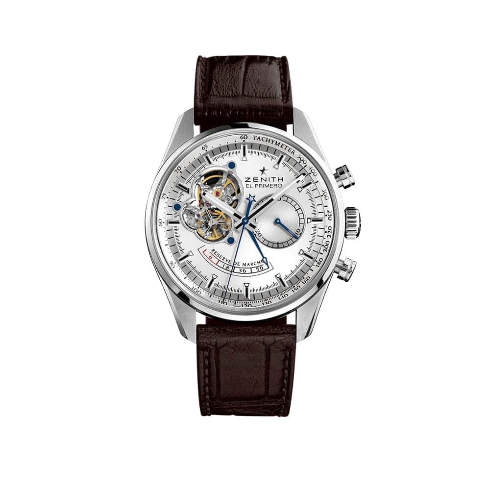 Часы Chronomaster Open El Primero Zenith 03.2080.4021/01.C