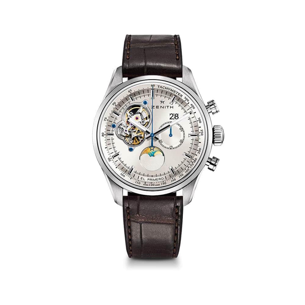 Часы Chronomaster El Primero Grande Date Zenith 03.2160.4047/01.C