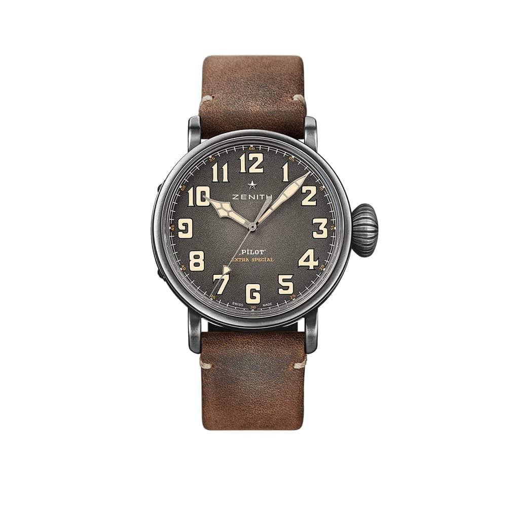 Часы Pilot Type 20 Extra Special Ton Up Zenith 11.2430.679/21.C801