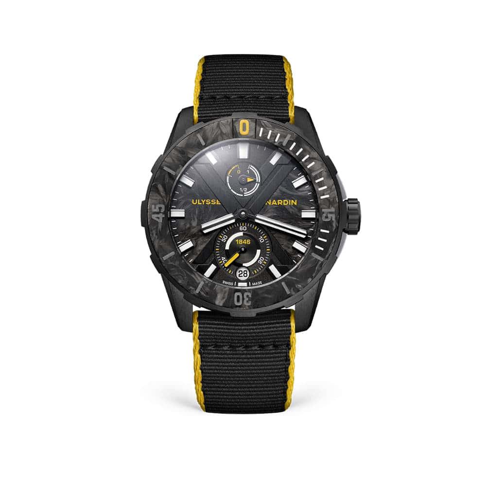 Часы Diver Х 44mm Ulysse Nardin 1183-170LE/92-CAP - 1