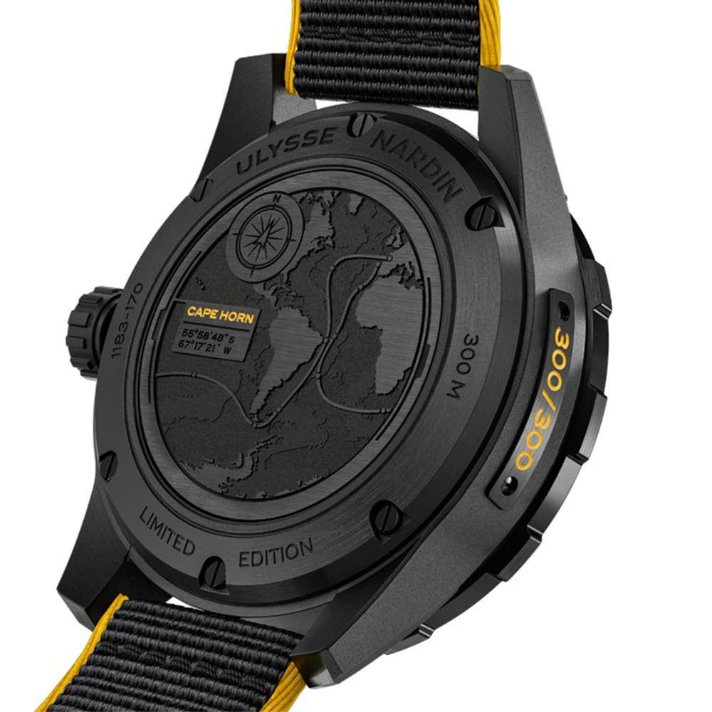 Часы Diver Х 44mm Ulysse Nardin 1183-170LE/92-CAP - 2