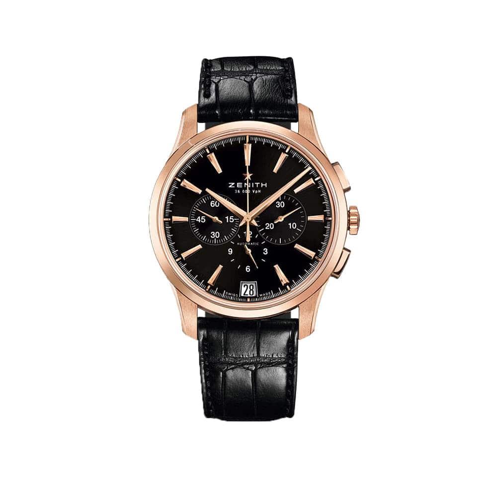 Часы Captain Chronograph Zenith 18.2112.400/23.C