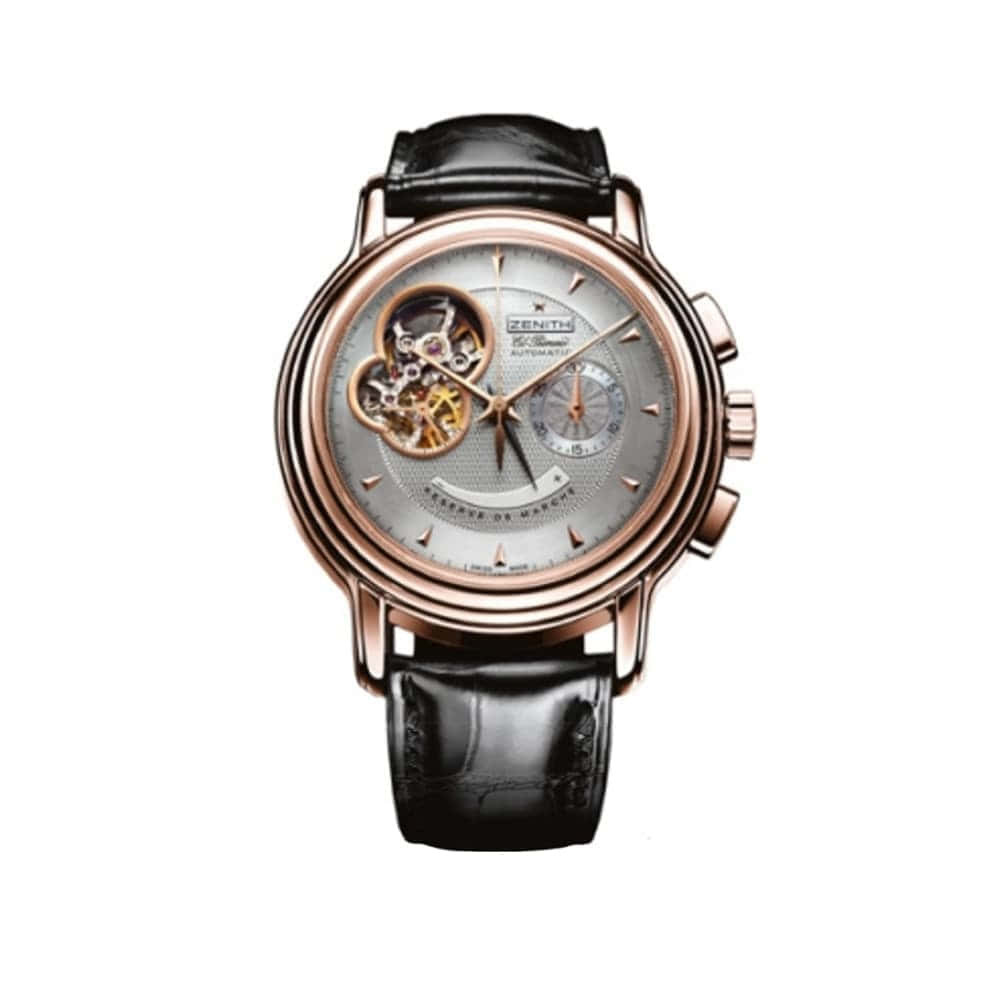 Часы Chronomaster Open Zenith 18.0240.4021/01.C