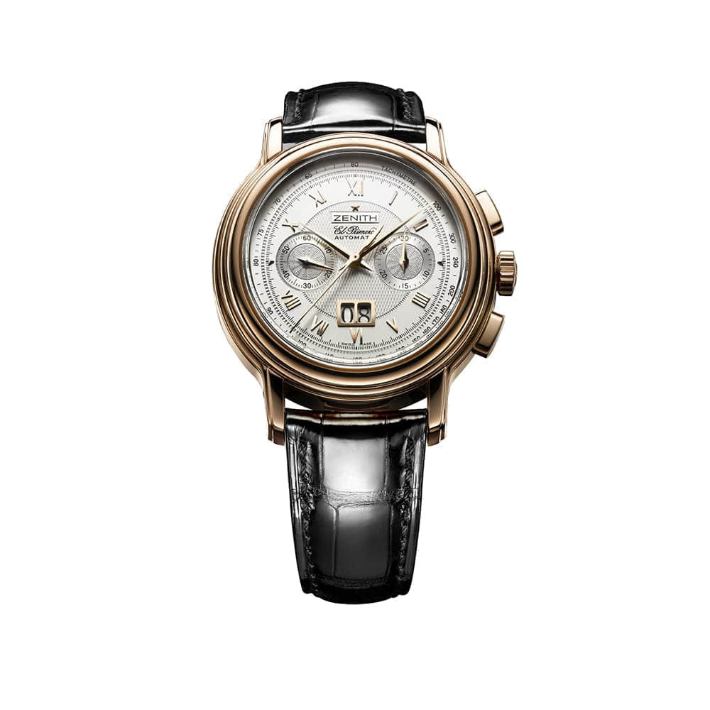 Часы Chronomaster Grande Date Zenith 18.0240.4010/01.C