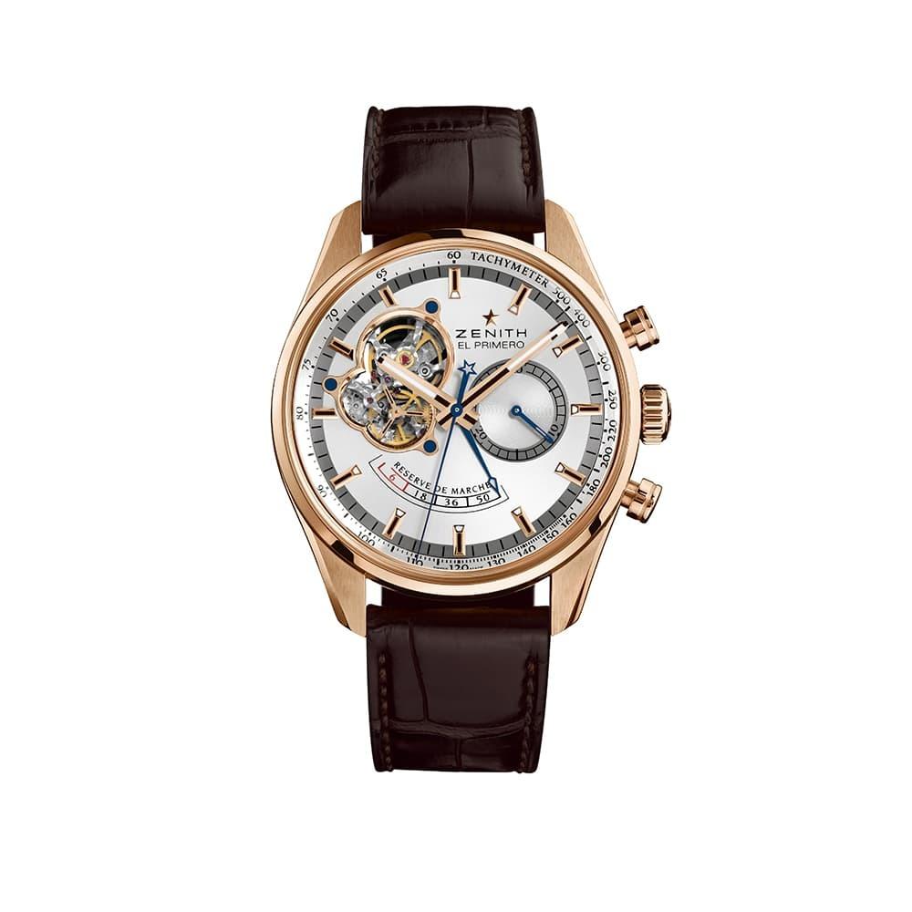 Часы Chronomaster Open El Primero Zenith 18.2080.4021/01.C
