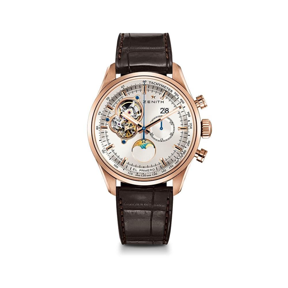 Часы Chronomaster El Primero Grande Date Zenith 18.2160.4047/01.C
