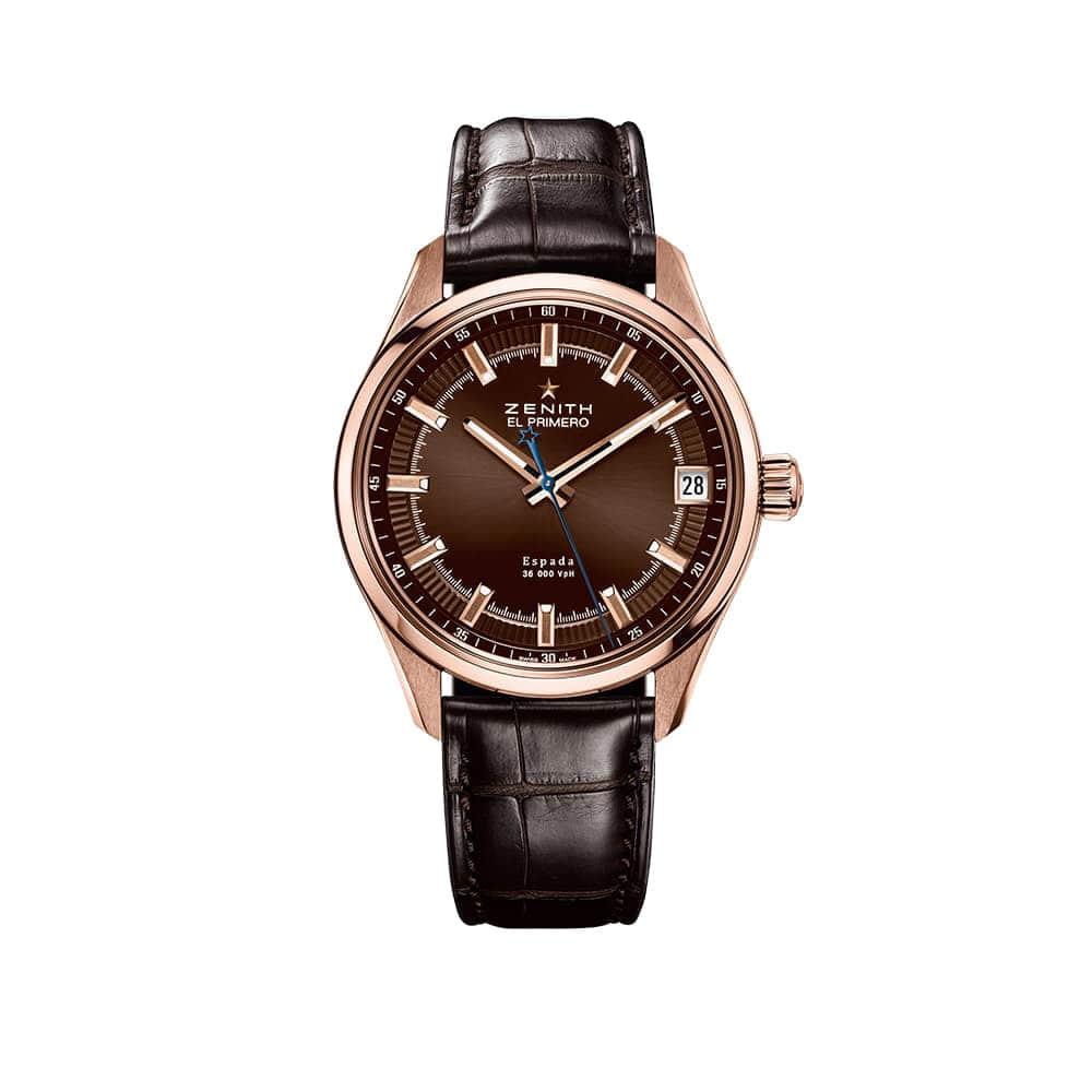 Часы El Primero Espada Zenith 18.2170.4650/75.C
