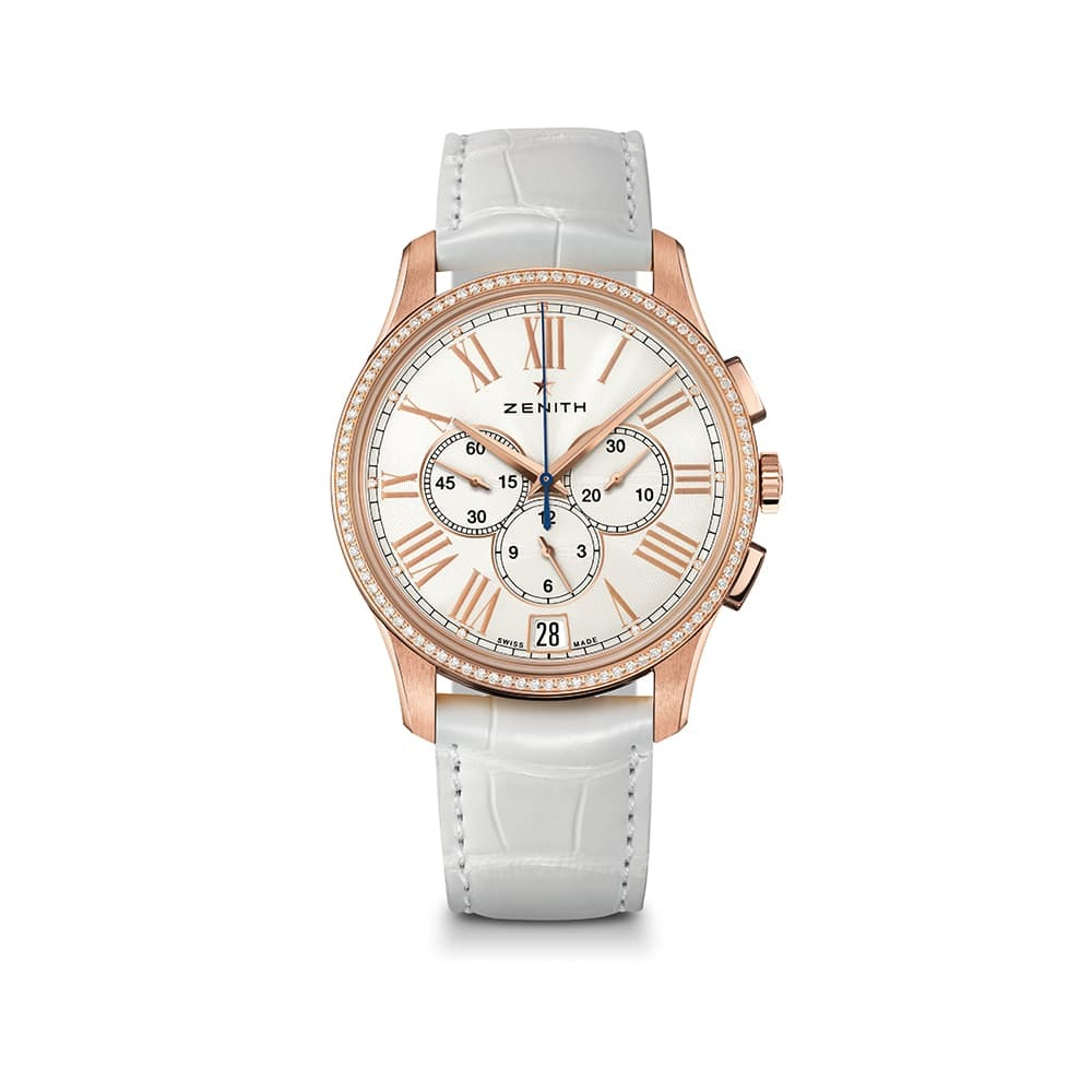 Часы Captain Chronograph Lady Zenith 22.2110.400/34.C