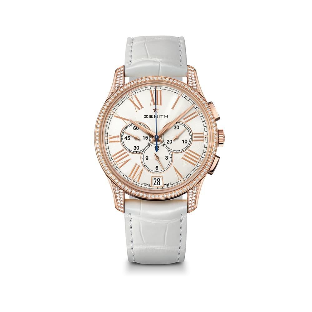 Часы Captain Chronograph Lady Zenith 22.2114.400/34.C