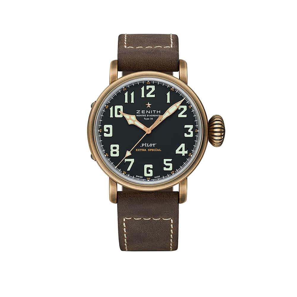 Часы Pilot Type 20 Extra Special Zenith 29.2430.679/21.C753