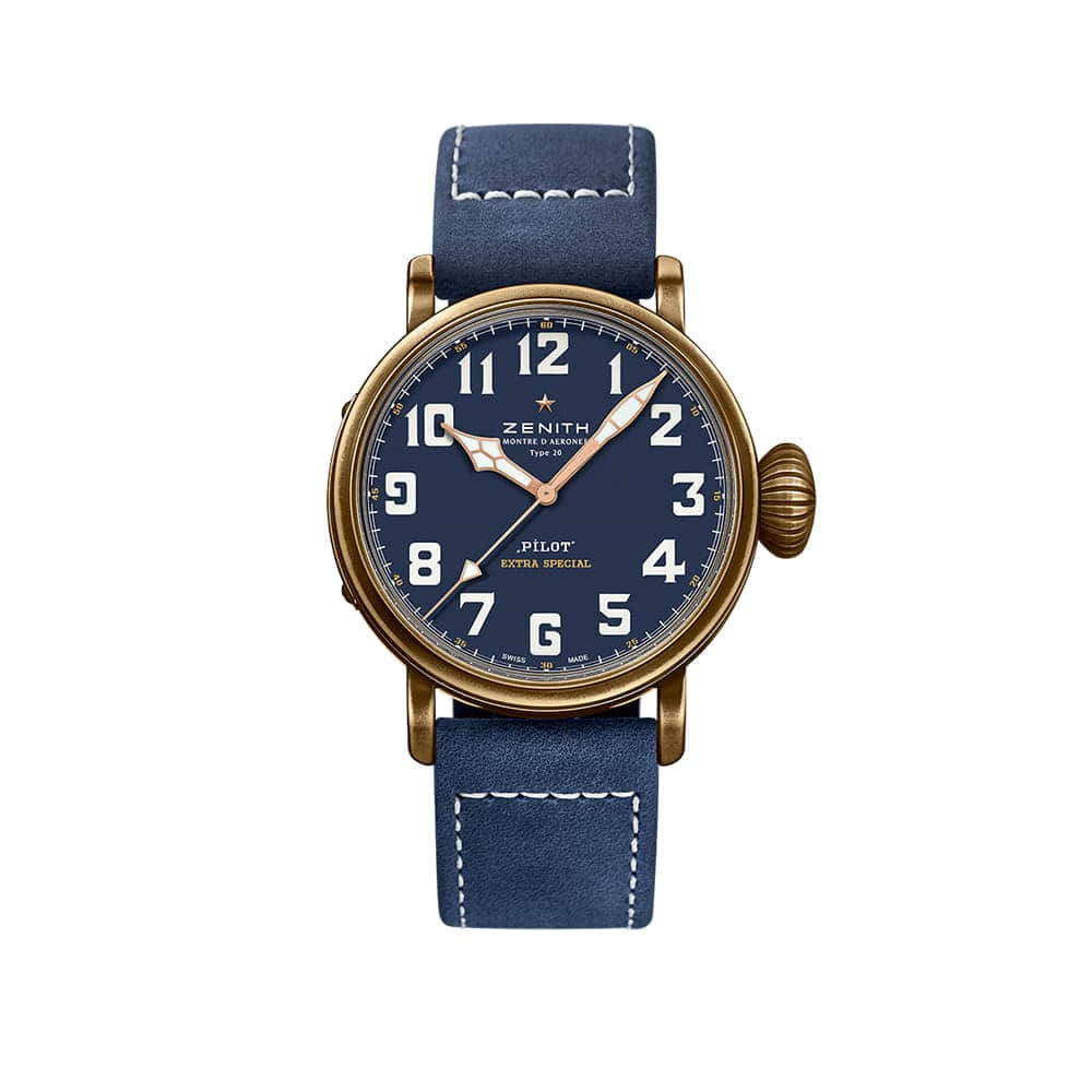 Часы Pilot Type 20 Extra Special Zenith 29.2430.679/57.C808