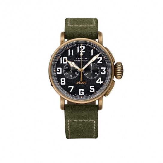 Часы Pilot Type 20 Chronograph Extra Special