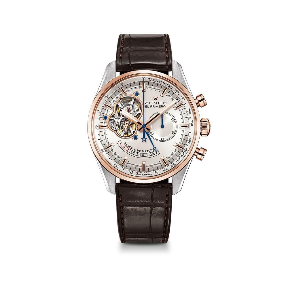 Часы Chronomaster Open El Primero Zenith 51.2080.4021/01.C
