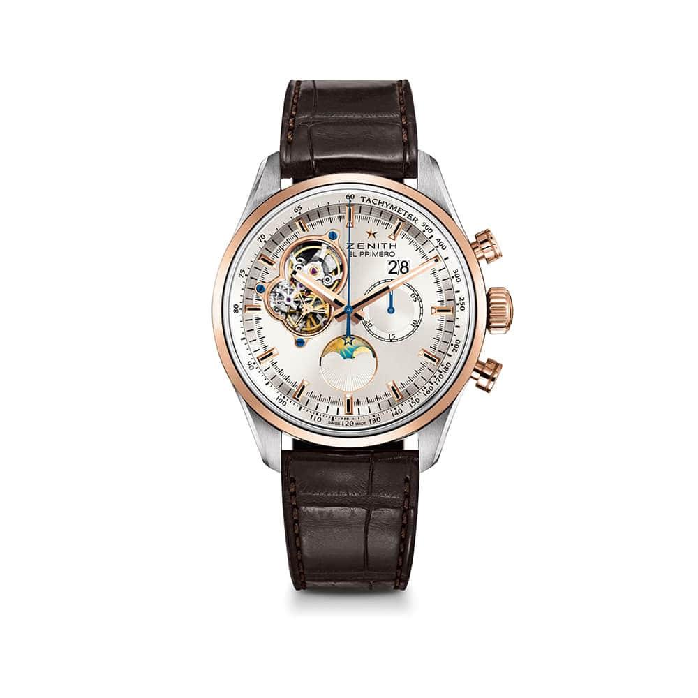 Часы Chronomaster El Primero Grande Date Zenith 51.2160.4047/01.C