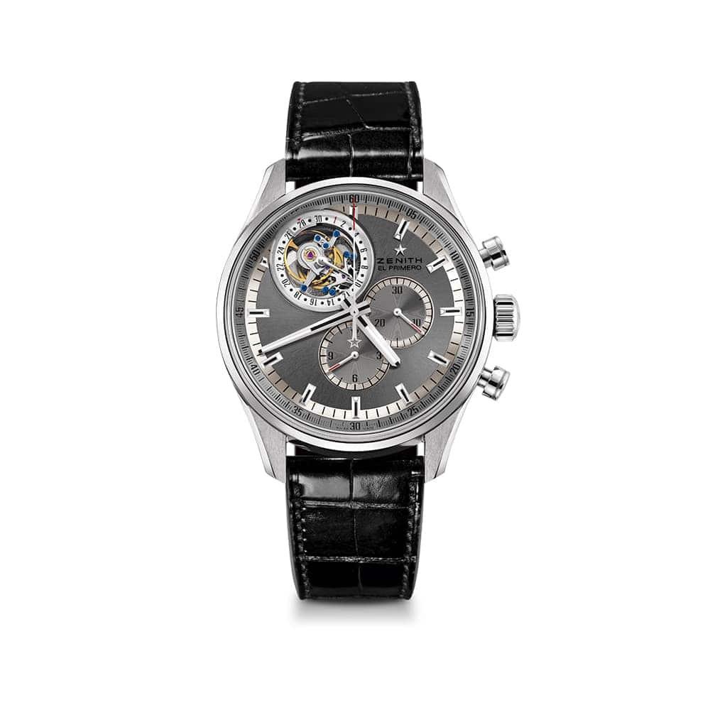 Часы Tourbillon Chronograph Zenith 65.2050.4035/91.C