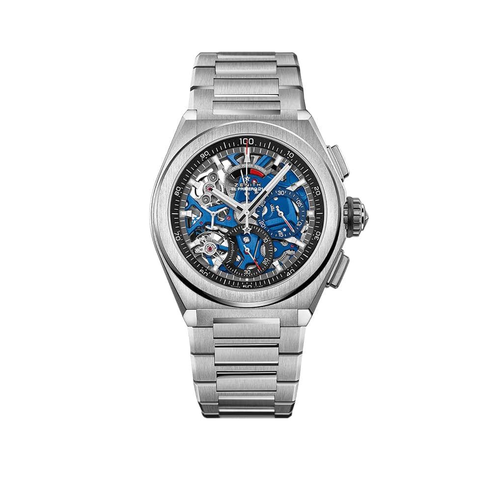 Часы Defy El Primero 21 Zenith 95.9002.9004/78.M900