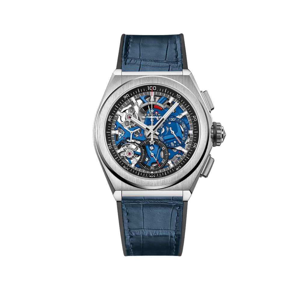 Часы Defy El Primero 21 Zenith 95.9002.9004/78.R584