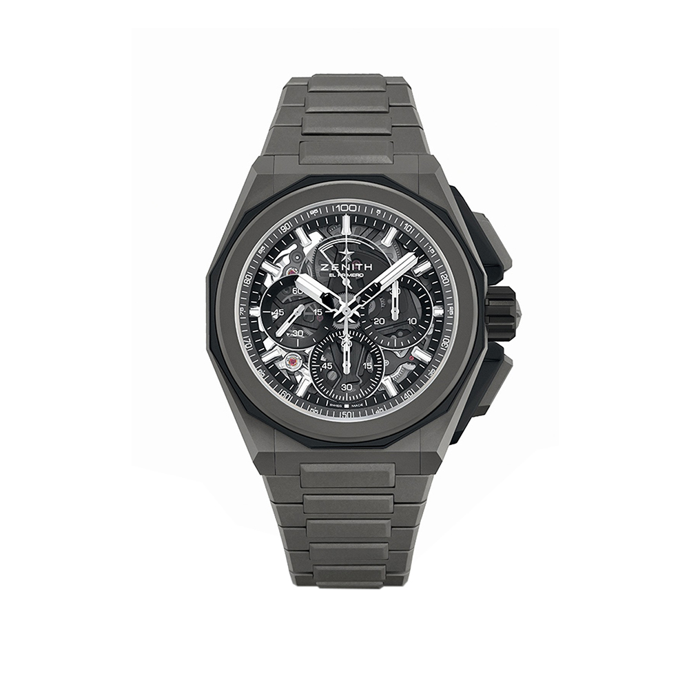 Часы Defy Extreme Zenith 97.9100.9004/02.I001 - 1